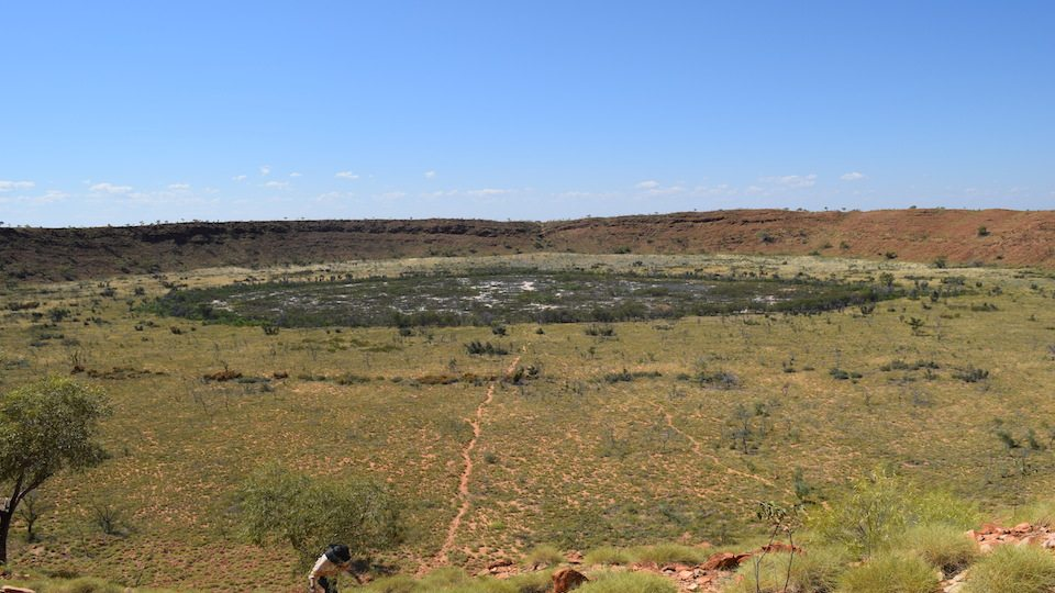 CHAPTERTRAVEL, Wolfe creek crater, kimberley Region, Australia