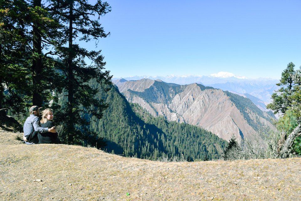 How to prepare for a trek in Nepal: A 9 step guide, view at Rara, Trek to Rara Lake, Trek in Rara, What to bring to trek Nepal, Nepal, Everest Base Camp Trek