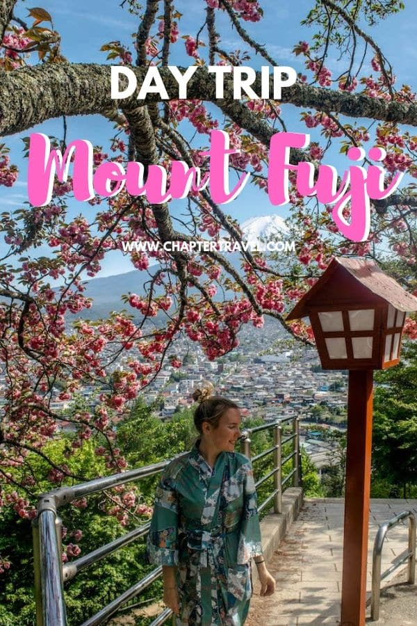 Are you going on a day trip to Mount Fuji? In this article you can find everything you need to know!