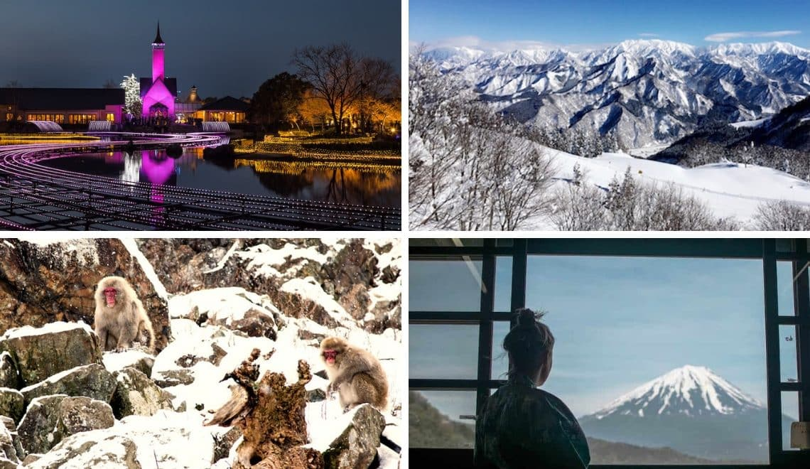 Winter is a great time to visit Japan. The iconic spots are less crowded, certain areas are true winter wonder lands and there are a lot of fun winter activities. I asked various travel bloggers for their favourite thing to do during winter in Japan. Have a great read!