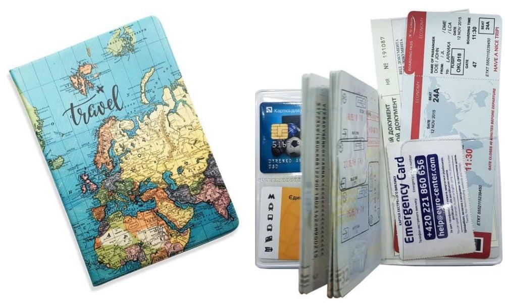 foto de travel planner for documents - Chapter Travel