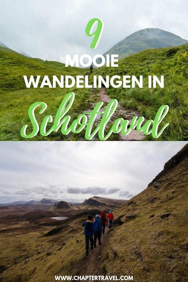 Ga je op avontuur in Schotland? In dit artikel kun je de beste wandelingen in Schotland vinden; van landschappen van kliffen en rotsachtige pieken tot witte zandstranden en kasteelruïnes. #Scotland #BesthikesinScotland #HikesScotland #Hikes