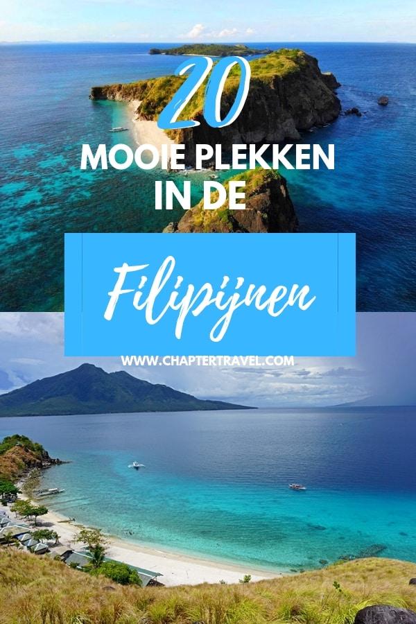 Ben je op zoek naar de mooiste plekken in de Filipijnen? In dit artikel vind je 20 prachtige plekken, zowel populair als onbekend, die zeker een bezoekje waard zijn! #Filipijnen