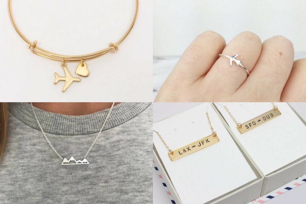 22 Travel Inspired Jewellery Picks