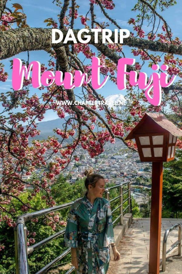 Ben je van plan om van Tokyo naar Mount Fuji te reizen? Mount Fuji is een iconische berg in Japan en is zeker een bezoekje waard. In dit artikel vind je allerlei handige info, zoals het bezoeken van de Chureito Pagoda, hoe je hier rondreist en meer.