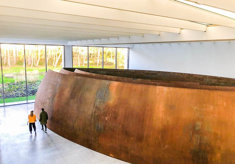 Museum Voorlinden is a very cool museum in The Netherlands. The permanent collection includes some very unique pieces, such as the swimming pool, Open Ended and more! Check out this post to learn more about Museum Voorlinden