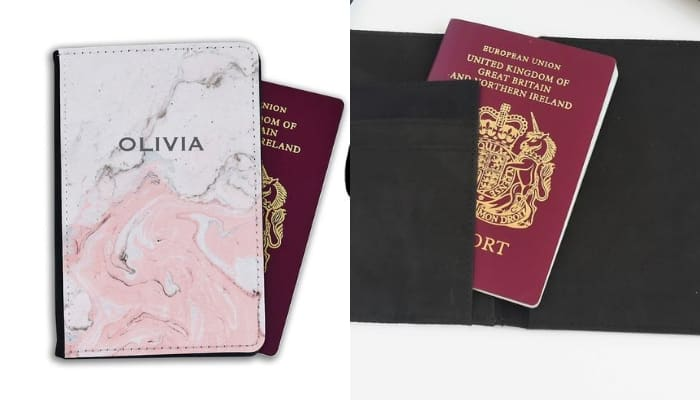 A passport cover is the perfect travel gift, because a passport is the most precious possession of any type of traveller.